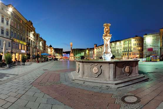 Linz © Johann Steininger, www.foto360.at