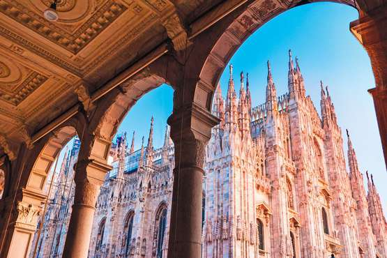 Cathedral and Terraces - Milan