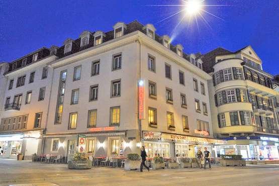 Hôtel Weisses Kreuz