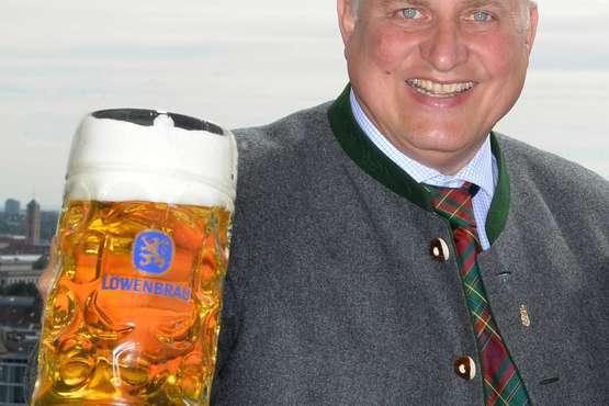 La Fête de la bière sous chapiteau