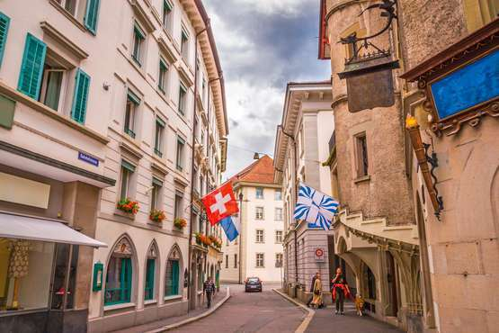Walking Tour in Luzern