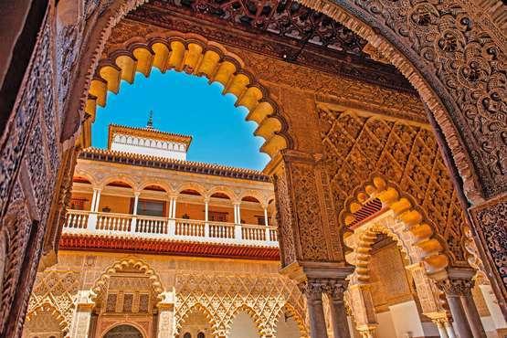 Alcazar und Kathedrale von Sevilla