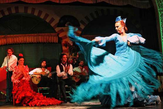 Flamencoshow