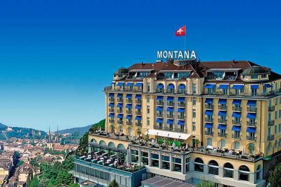 Art Deco Hôtel Montana