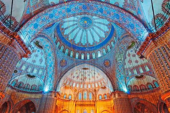 Palais et Mosquées