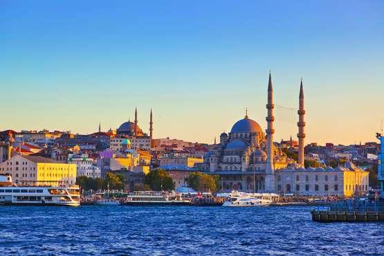 Bosporus Fahrt