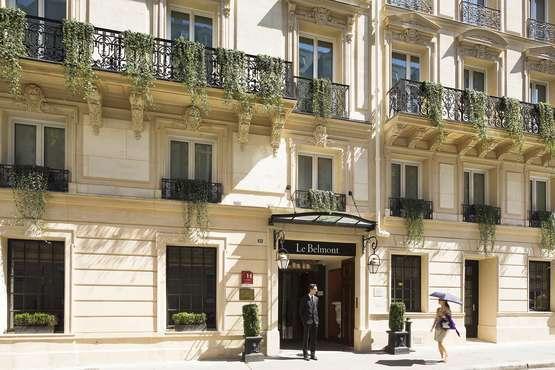 Hotel Le Belmont Champs-Elysées