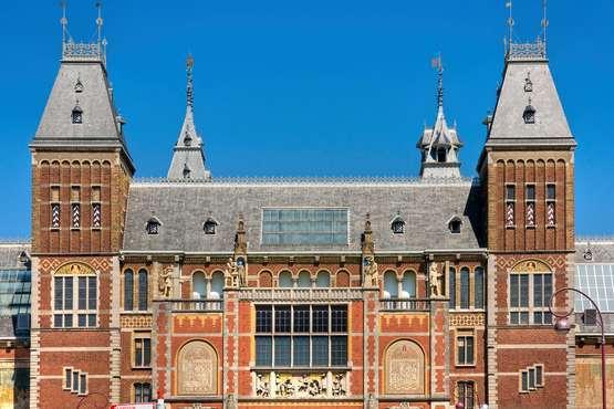 Rijksmuseum & canal cruise – Amsterdam