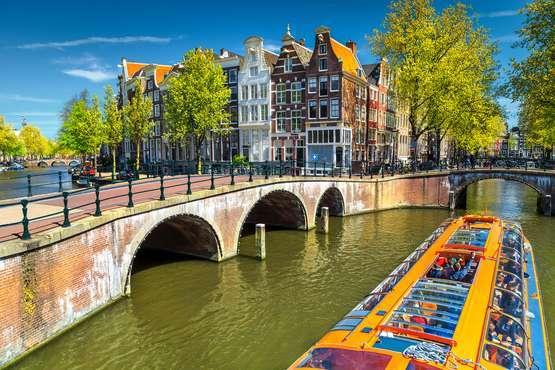 City tour – Amsterdam
