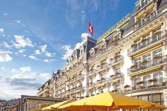 Grand Hotel Suisse-Majestic – Montreux