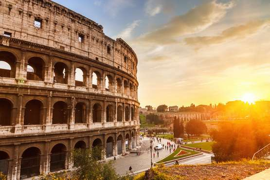 Colosseum and the Gladiators