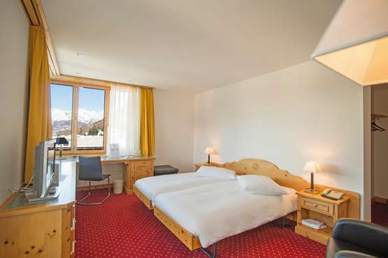 Hotel  Schweizerhof – Pontresina