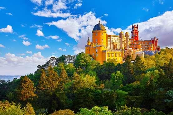 Sintra and the sunny coast