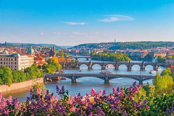 Première vitesse de vue datant de Prague
