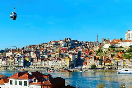 Die Wahrzeichen Portos