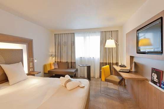Hotel Novotel Les Halles