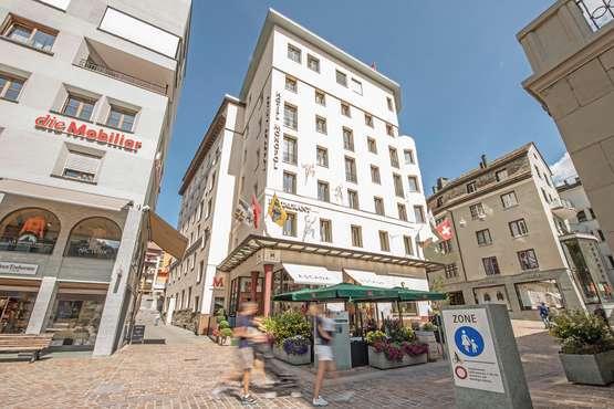 Art Boutique Hôtel Monopol