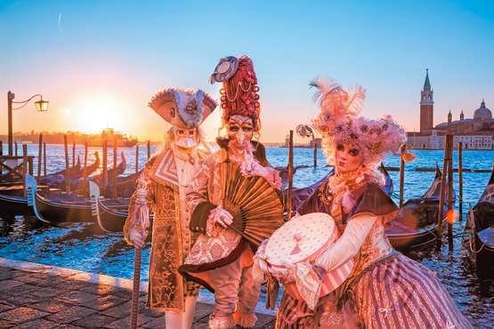 Carnevale di Venezia 15.-25.2.2020 / 6.-16.2.2021