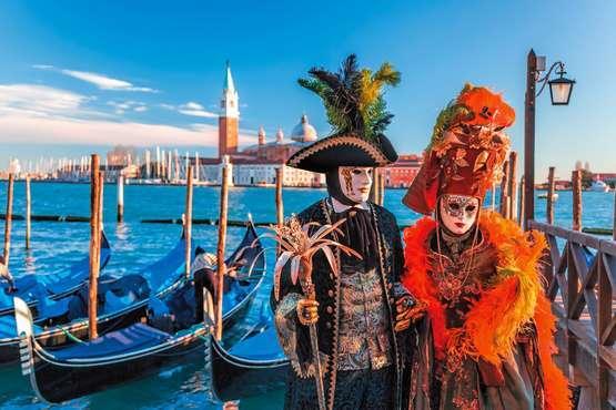 Carnevale di Venezia 6.-16.2.2021