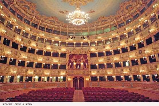 """Theatre """"La Fenice"""""""