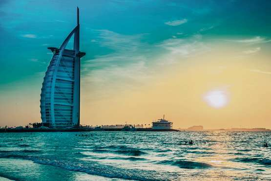 Dubai  - Burj al Arab © Sergii Figurnyi - Fotolia.com