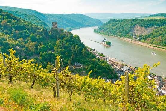 Rhine Valley – Frankfurt