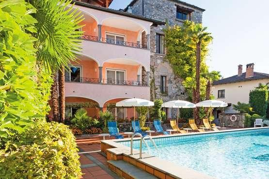 Romantik Hotel «Castello Seeschloss»