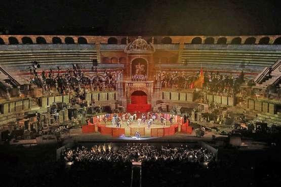 Arena di Verona Carmen