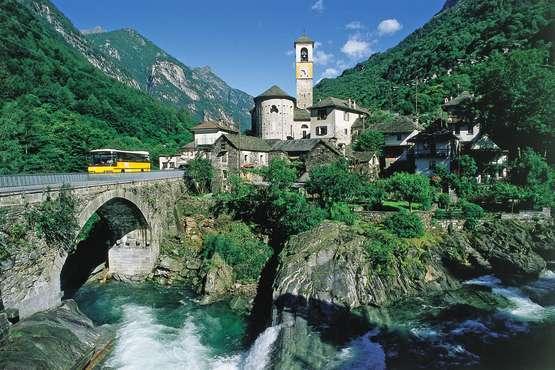 Free Ticino Ticket