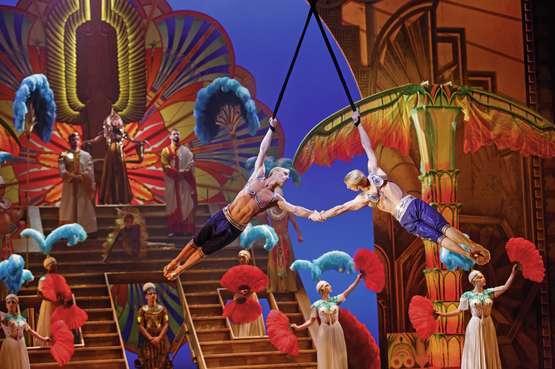 Cirque du Soleil Paramour - Das Musicall