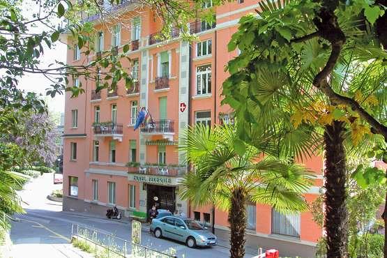Hôtel Federale