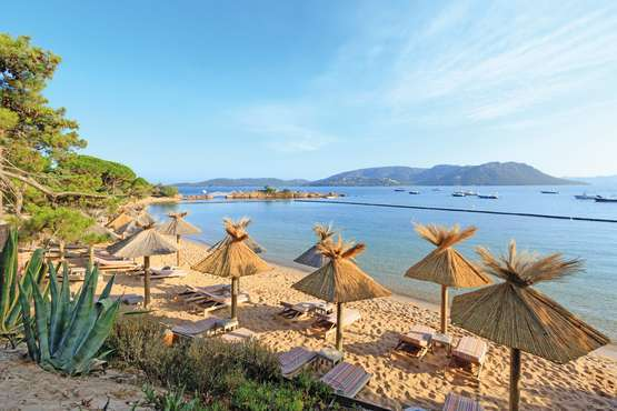 Grand Hotel de Cala Rossa & Spa