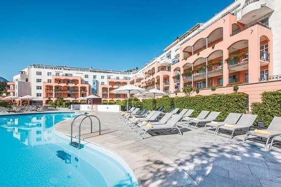 Villa Sassa Hôtel, Residence & SPA