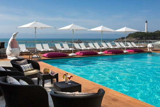 Hôtel Sofitel Biarritz Le Miramar Thalassa sea & spa