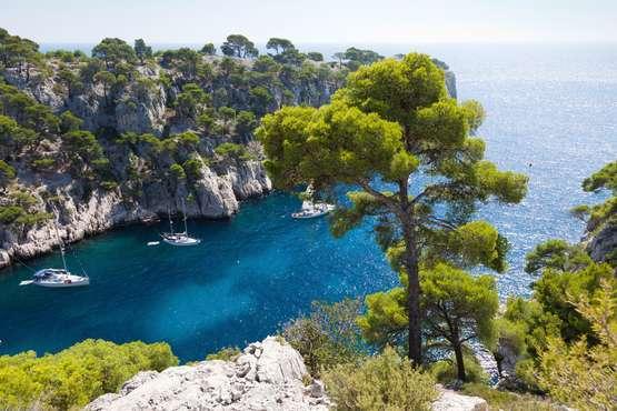 Côte d'Azur - Provence - Calanques de Marseille © Samuel Borges - Fotolia.com