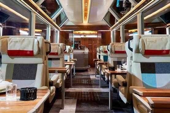 Glacier Express Excellence Class
