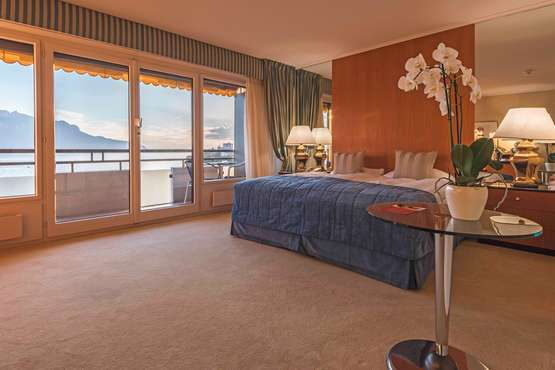 Hotel Royal Plaza Montreux & SPA – Montreux
