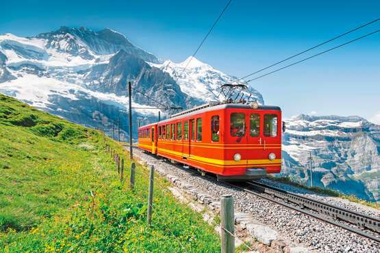 Jungfraujoch – Top of Europe – Interlaken