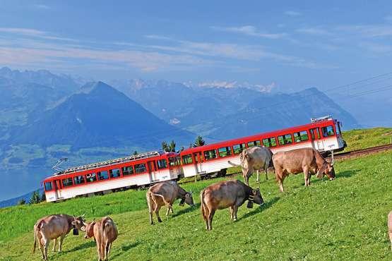 Mount Rigi – Lucerne
