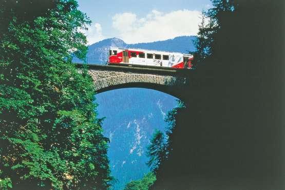 Mont Blanc Express – Martigny