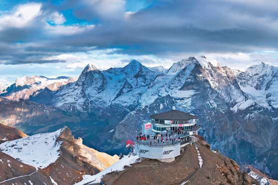 Schilthorn Piz Gloria – Interlaken