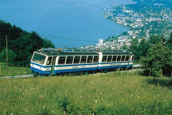 Rochers-de-Naye – Montreux