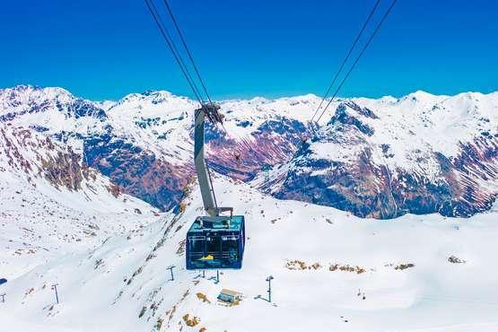 Diavolezza – St. Moritz & Pontresina