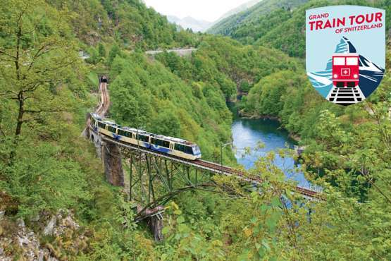 Grand Train Tour of Switzerland – Hidden Treasures