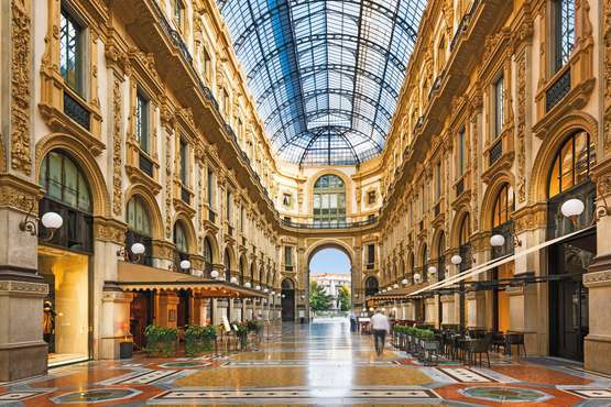 Pre / Post Tour Milan