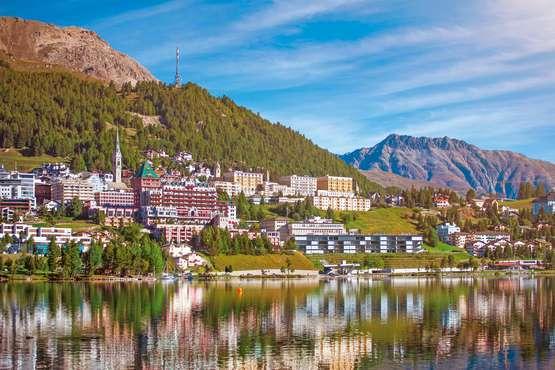 Benefits St. Moritz & Upper Engadine