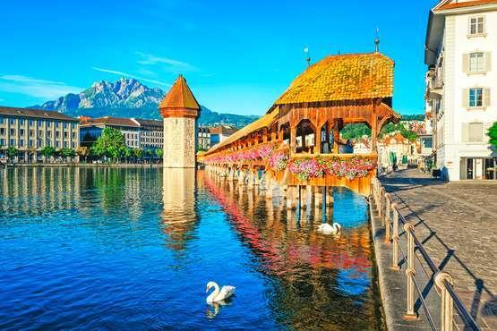 Free public transport - Lucerne