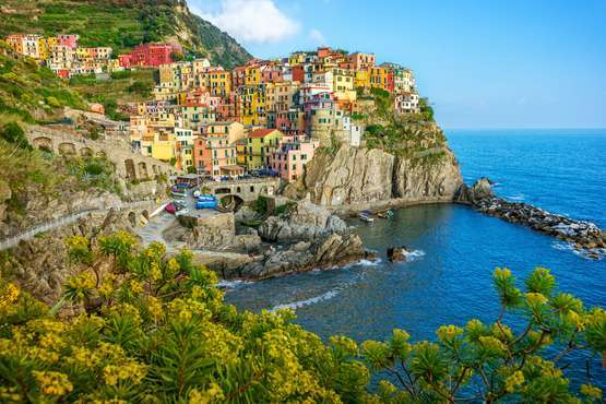 Day trip to Cinque Terre – Florence
