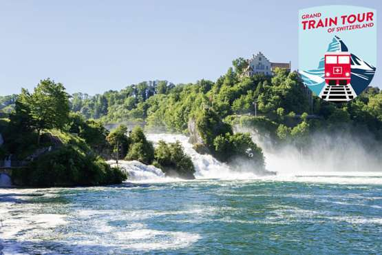 Grand Train Tour of Switzerland – Stunning Waters