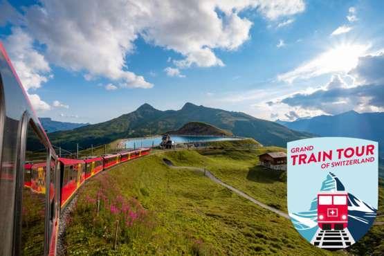Grand Train Tour of Switzerland «Faszination Wasser»